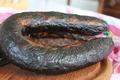 ein Ring schwäbische Schwarzwurst
